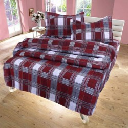 Зашеметяващо спално бельо - 100% Памук - Lottie Plaid