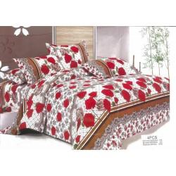 Стилно спално бельо - 100% Микрофибър - Sally