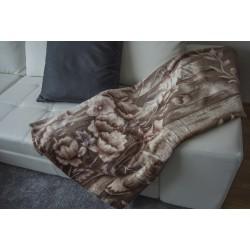 Топло одеяло полар Flower