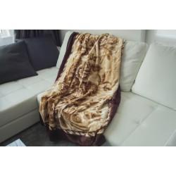 Топло одеяло полар Rose