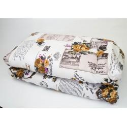 Царствена олекотена завивка - 100% Памук - Karlie
