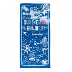Оригинална плажна кърпа Happy Holiday