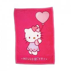 Супер меко одеяло за дете Hello Kitty