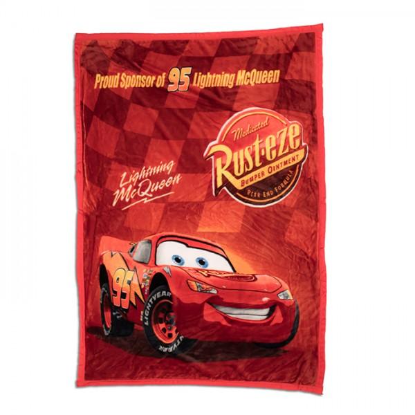 Супер меко одеяло за дете Cars