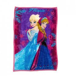 Супер меко одеяло за дете Frozen Кingdom