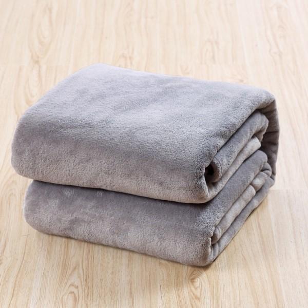 Пухкаво одеяло - 100% Полар - Gray
