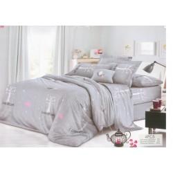 Стилен спален комплект - 100% Микрофибър - Merrilyn
