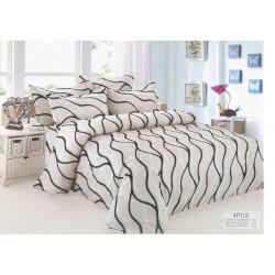 Стилен спален комплект - 100% Микрофибър - Lilliam