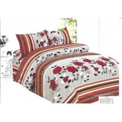 Стилно спално бельо - 100% Микрофибър - Allie