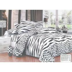 Дизайнерско спално бельо Zebra