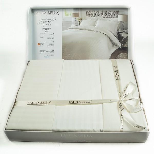 Шикозен спален комплект - Бамбук сатен - Otha