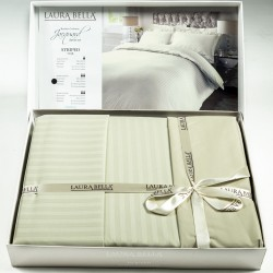 Спален комплект - 100% Бамбук&Сатен - Sand