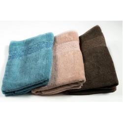 Невероятно мека хавлиена кърпа за лице 50/100 - египетски памук