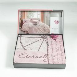 Спален комплект - 100% Памук Ранфорс Премиум - True Love