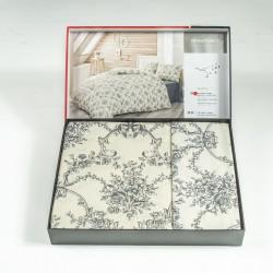 Лимитирано спално бельо - 100% Памук Ранфорс Премиум - Carlton