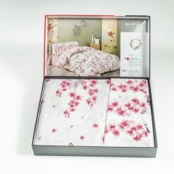 Лимитирано спално бельо - 100% Памук Ранфорс Премиум - Yasmeen