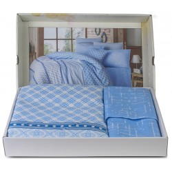 Оригинално спално бельо - 100% Памук Ранфорс Премиум - Susan