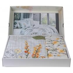 Елегантно спално бельо - 100% Памук Ранфорс Премиум - Americus