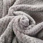Оригинално одеяло на вафлички Gray