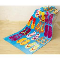 Кърпа за плаж Slippers