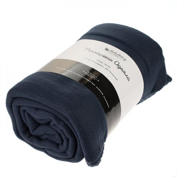 Ултра меко одеяло за дома и градината Dark Вlue