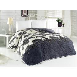 3в1 плюшено одеяло, олекотена завивка и шалте - 100% Силиконов Пух - Christy