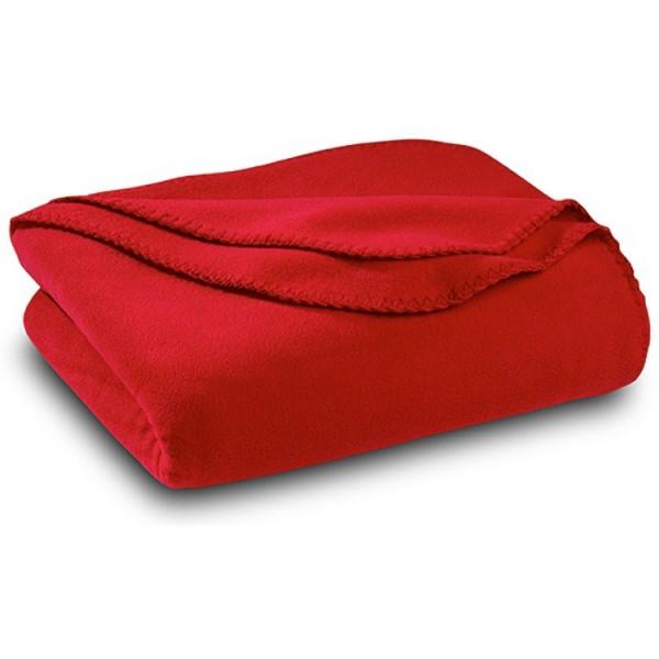 Меко одеяло - 100% Полар - Red