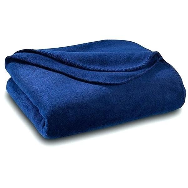Топло одеяло - 100% Полар - Dark Вlue