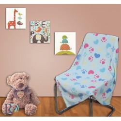 Несравнимо бебешко одеяло - 100% Полар - Paw