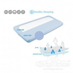 Непромокаем протектор за матрак с ластик за дете - Healthy Rest