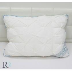 Памучна възглавница за сън - 100% Силиконов Пух - Gentle Тouch