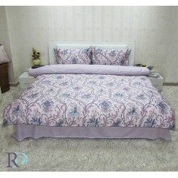 Комплект за спалня - 100% Памучен сатен - Arabella