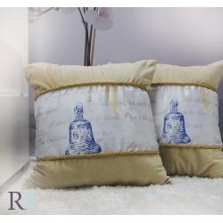 Декорна интериорна възглавница - Comfort Beige
