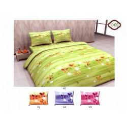 Спално Бельо - 100% памук - Small Florets
